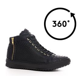 scarpe rialzate Delano