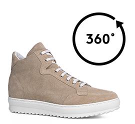 scarpe rialzate sahara