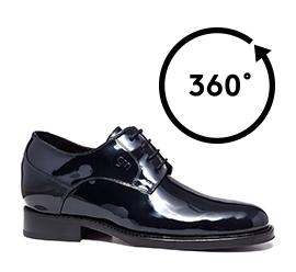 elevator shoes Via della Spiga