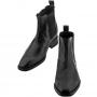 cuban heels boots
