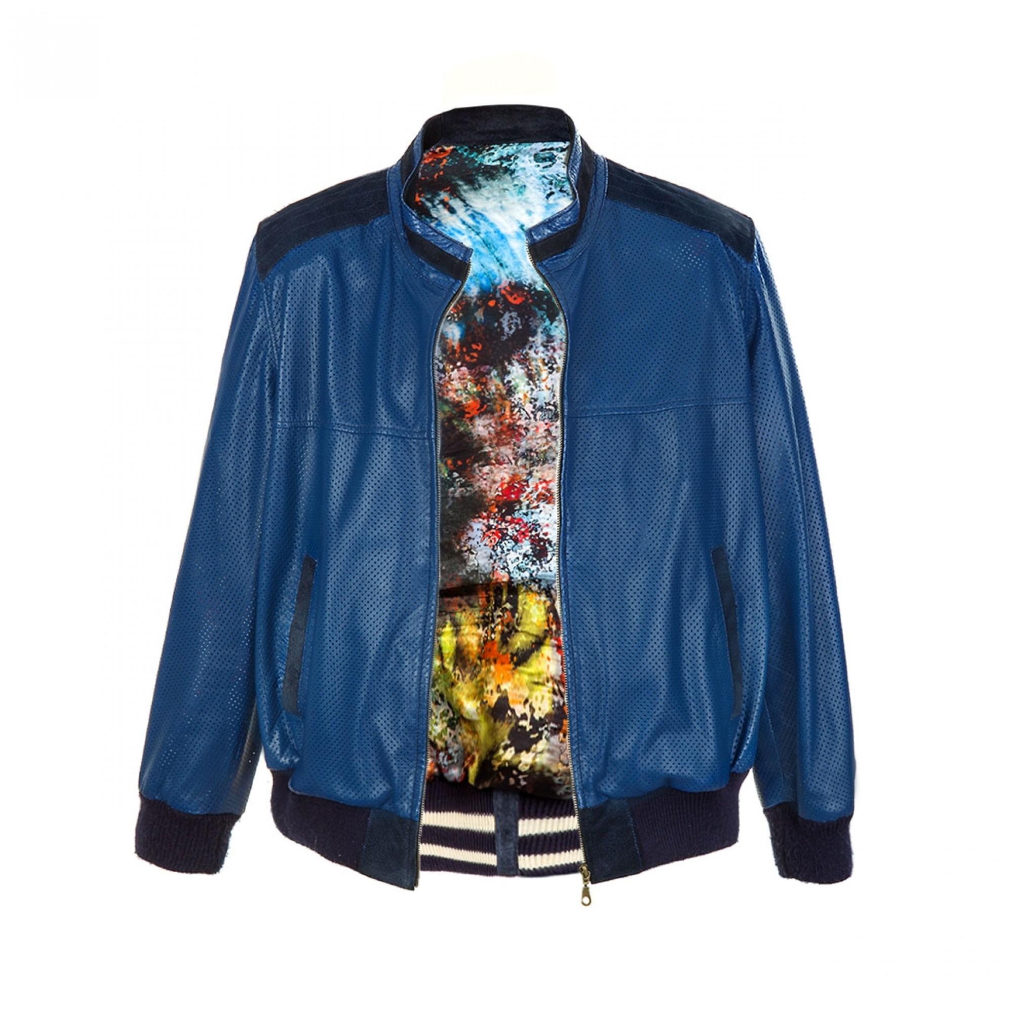 kent leather jacket