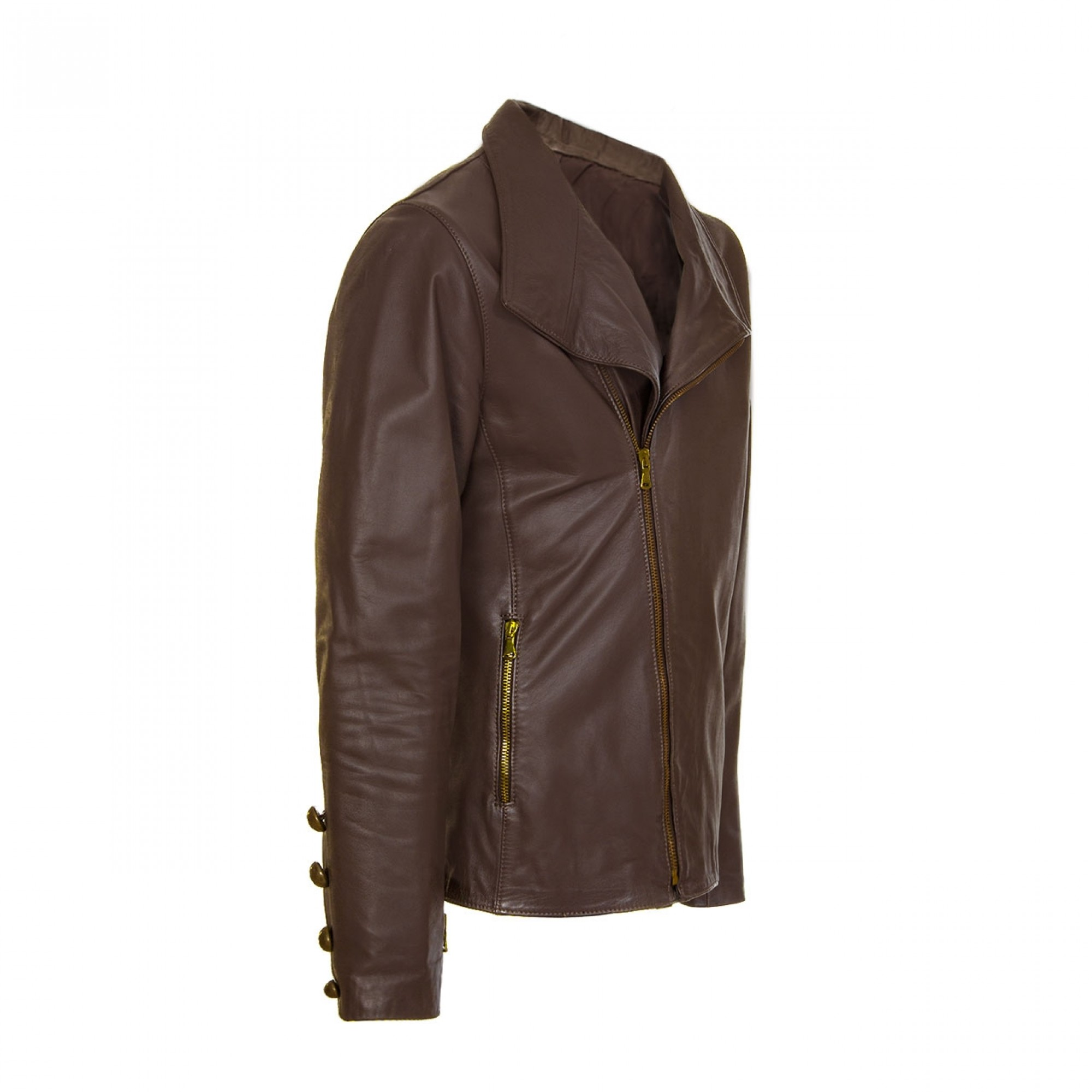 Princeton leather jacket