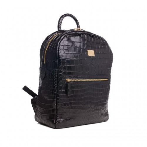 crocodile backpack