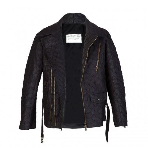 exotic leather jacket