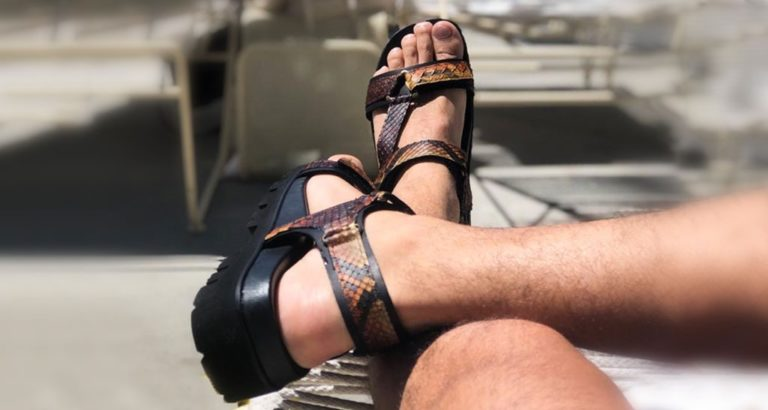 Summer: Elevator Sandals for Chic Style